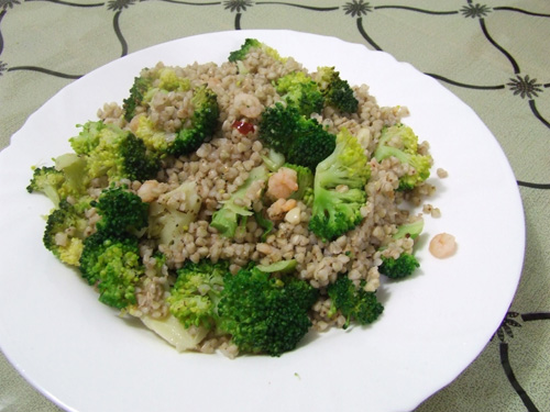 лечебная диета на гречке