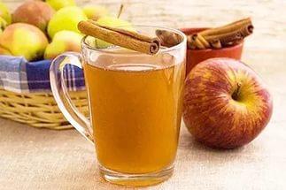 Напиток из яблок для похудения