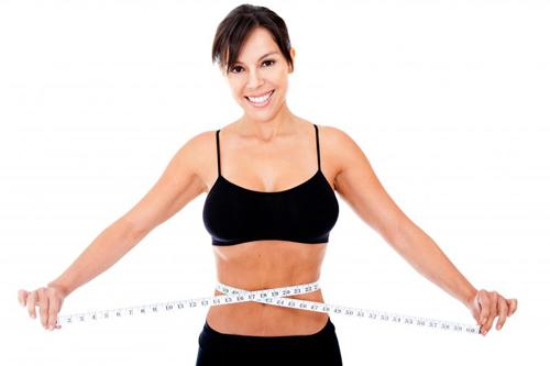 правильный процесс похудения