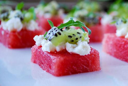 диетические десерты для похудения в домашних условиях фруктовые бутерброды
