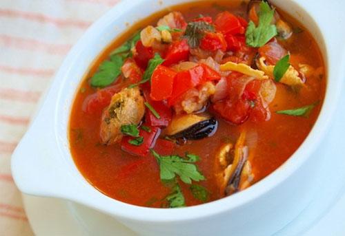 рецепты диетических блюд из рыбы для похудения