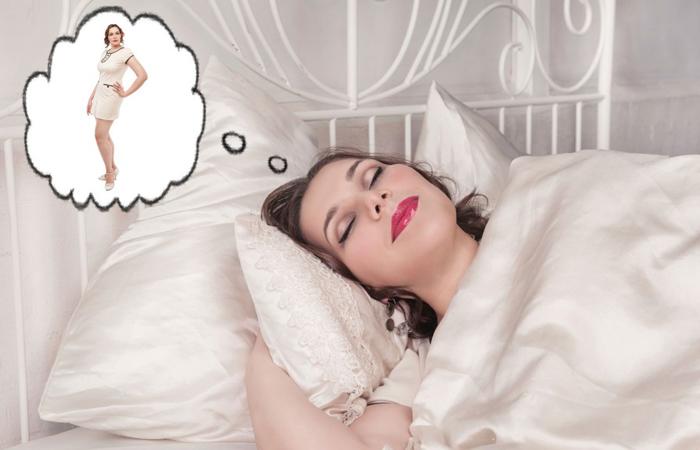 когда лучше спать чтобы похудеть