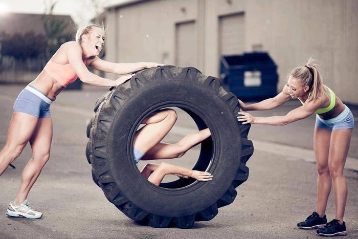 как получать удовольствие от тренировок