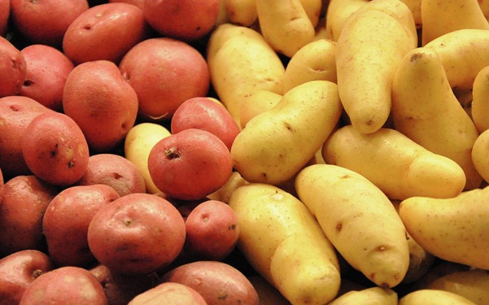 На картошка похудении