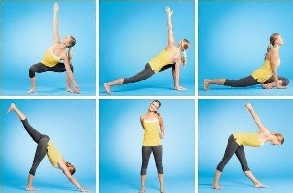 Упражнения для гибкости домашних условиях 940