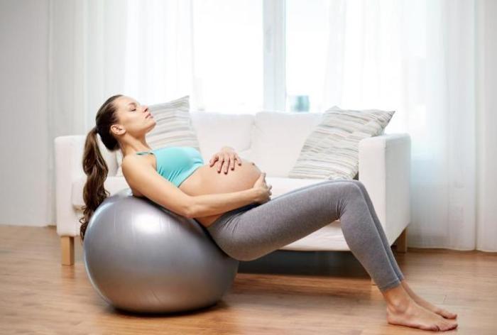 Почему нельзя прыгать беременным