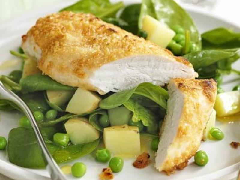 правильное питание диета с курицей